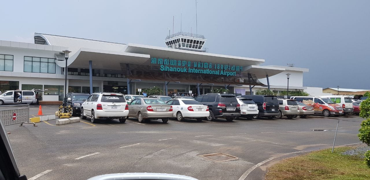 a air port sihanu